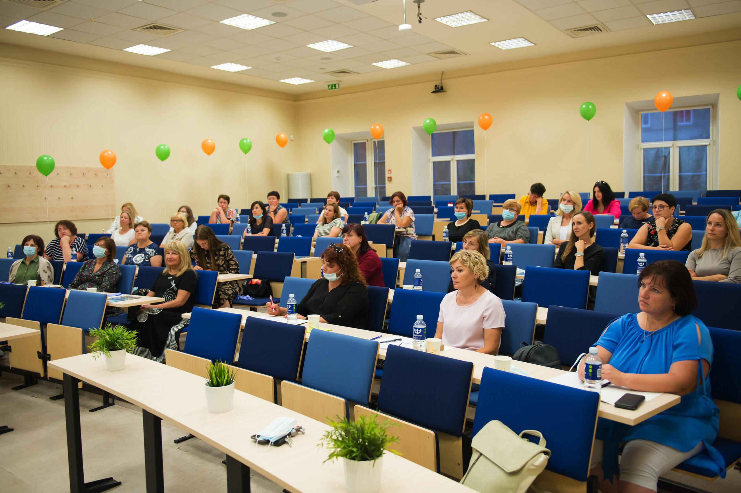 Finansinio raštingumo ir verslumo ugdymo mokymai